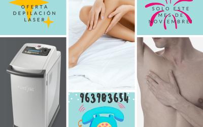 Promo depilacion laser